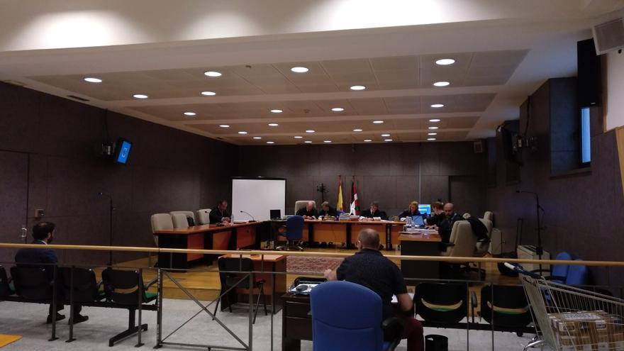 Segundo día de 'caso Gaztelueta' en la Audiencia Provincial de Bizkaia