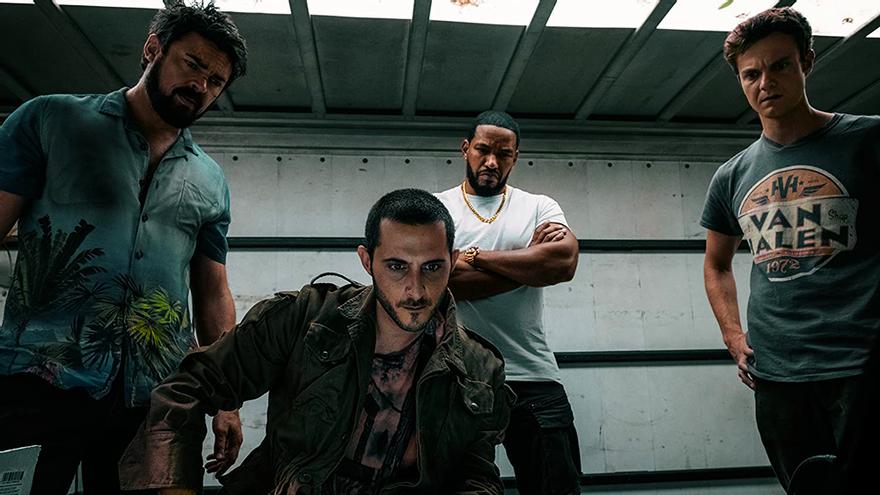 Imagen de la primera temporada de 'The Boys'