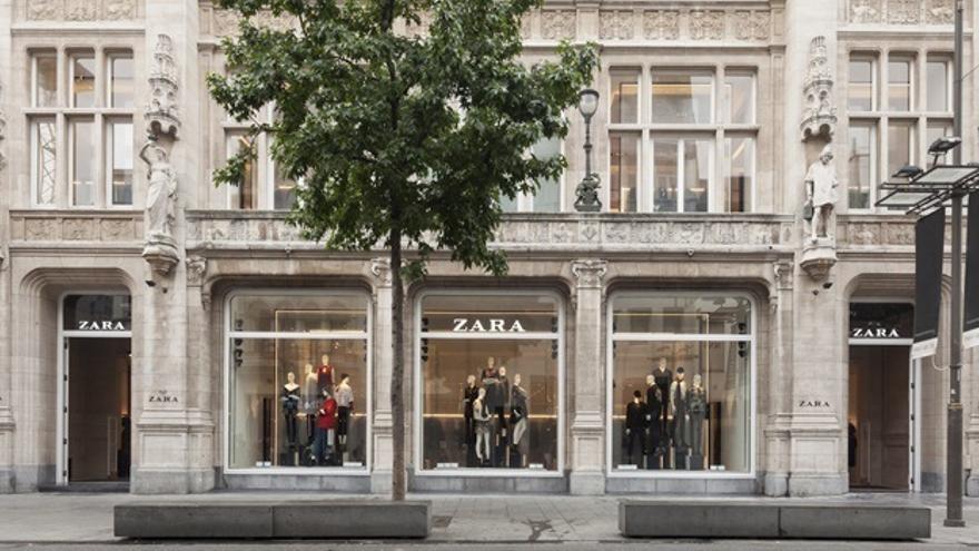 Zara lanza la entrega en el día de pedidos 'online' en Madrid al igual que Amazon y El Corte Inglés
