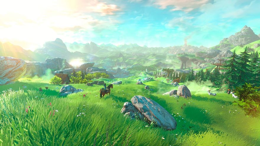 Zelda Wii U 3DS
