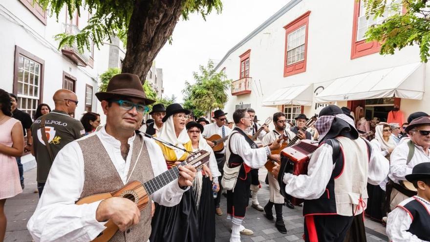 Romería de las Fiestas Patronales de 2015 en Los Llanos de Aridane. Foto: Ayuntamiento de Los Llanos.