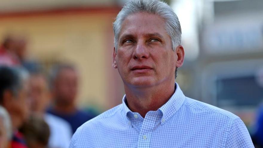 Díaz-Canel critica los ataques de EE.UU. contra las misiones médicas de Cuba
