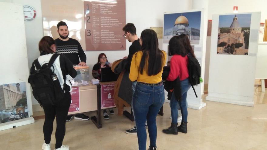 Referendum Colectivo Estudiantil Ciudad Real
