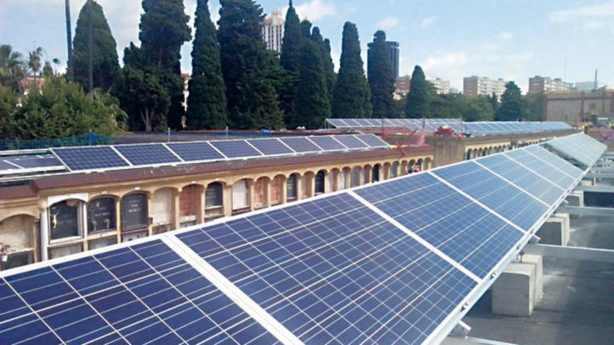 El peaje incierto que paga uni co for Placas solares barcelona