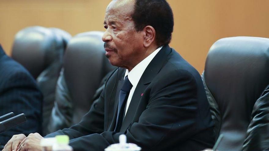 """Camerún convoca un """"diálogo nacional"""" para resolver la crisis separatista"""