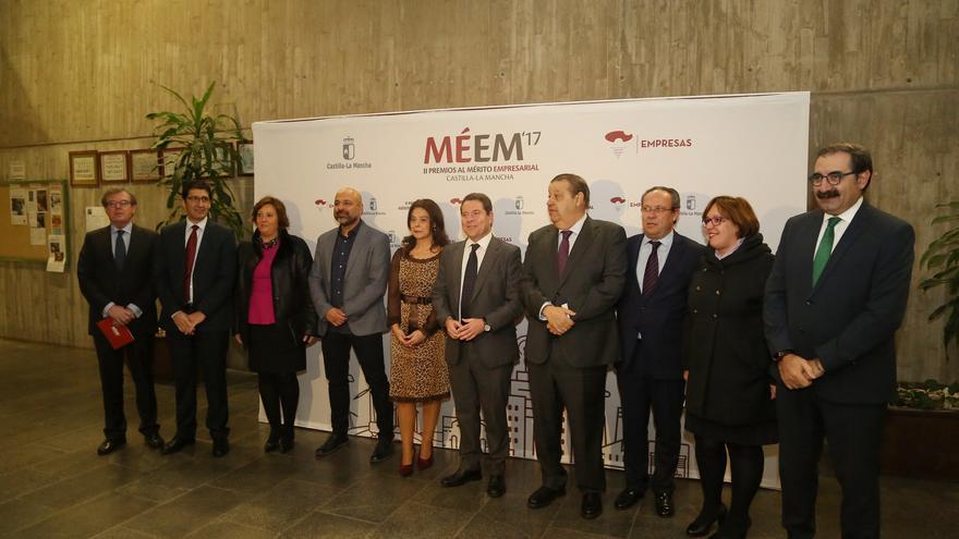 Premios al mérito empresarial en Ciudad Real