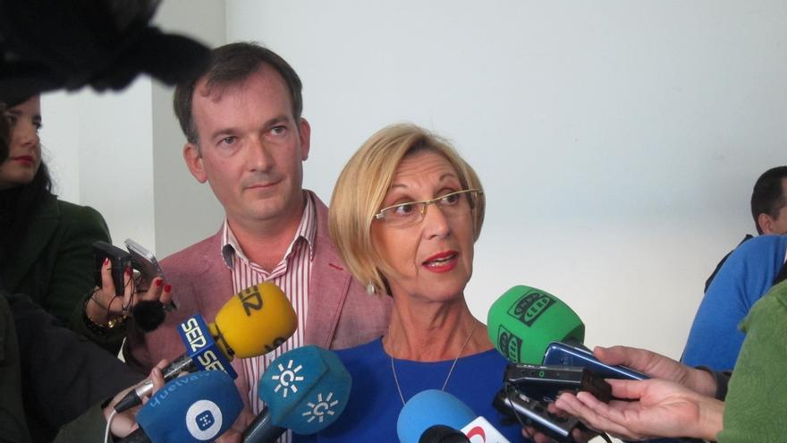 """Rosa Díez replica al PSOE que hay que cambiar la Constitución """"al margen de los nacionalistas"""""""