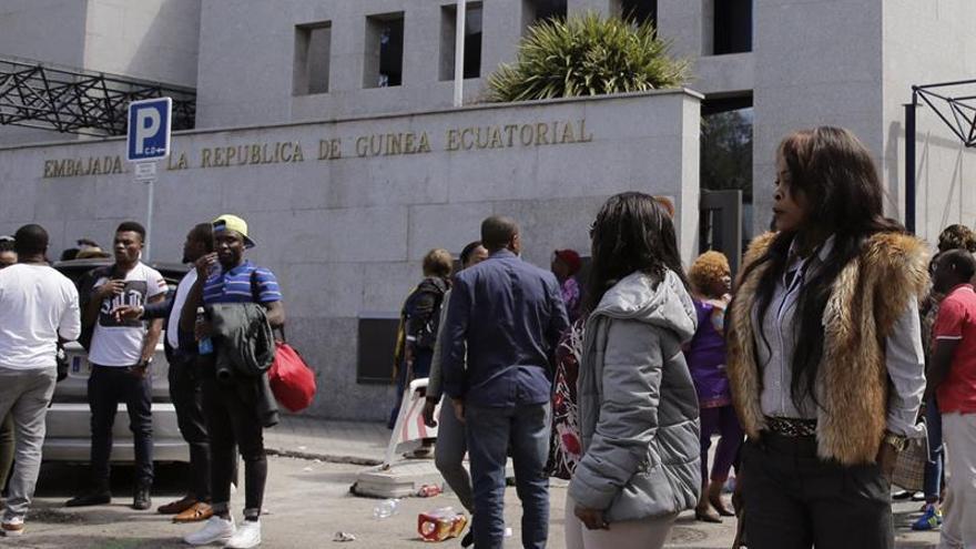 El partido opositor en Guinea Ecuatorial pide apoyos para que cese el asedio a su sede