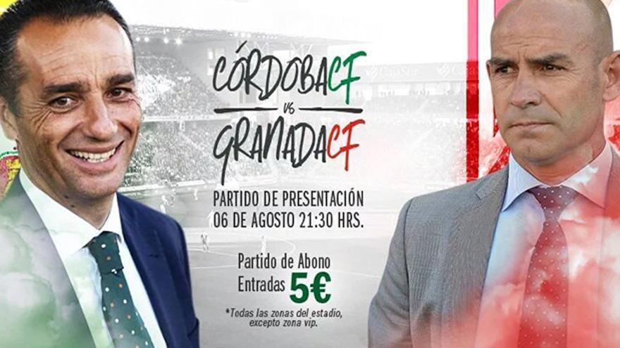 Oltra y Paco aparecen en la promoción del Córdoba CF para su presentación   CCF