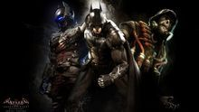 Batman Arkham continuará sin Rocksteady Studios