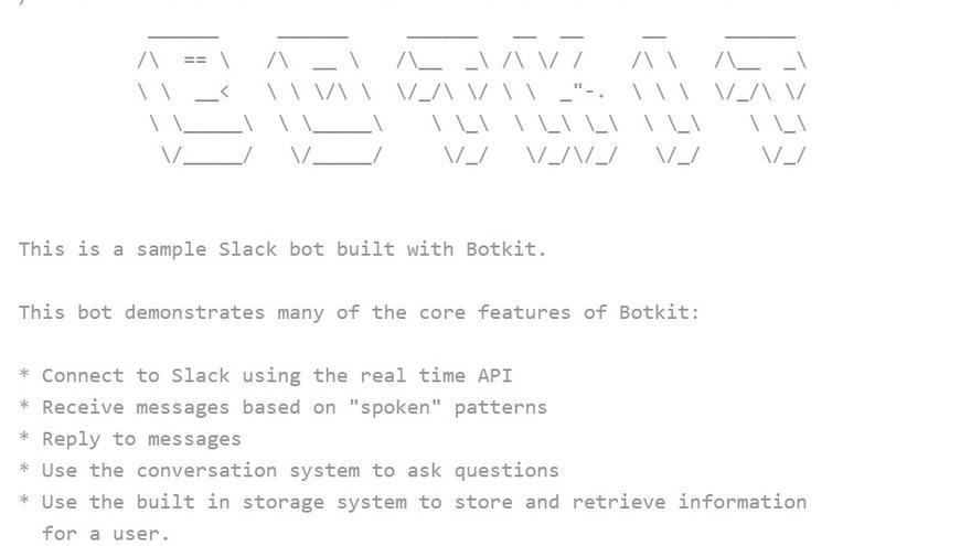 El 'Botkit' pone a disposición de los desarrolladores las herramientas para crear 'bots' personalizados