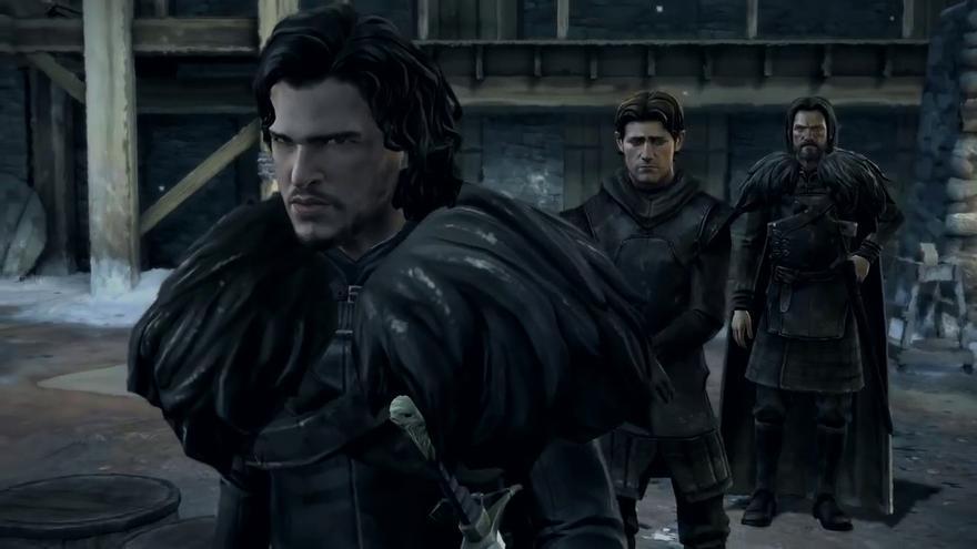 Episodio 4 de Game of Thrones Telltale Games