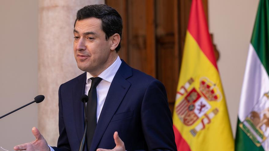 """Moreno insta a Díaz a pedir """"de inmediato"""" una rectificación a Sánchez por aceptar un mediador con los independentistas"""