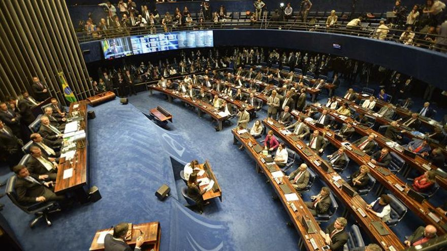 Un informe técnico del Senado brasileño exculpa a Rousseff de maniobras fiscales