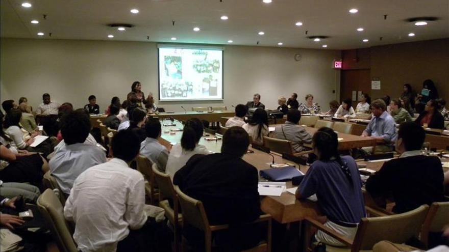 Colombiana nueva secretaria de organización iberoamericana seguridad social