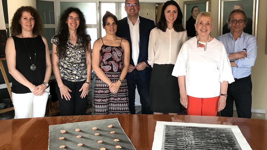 Jurado del Premio Carmen Arozena.