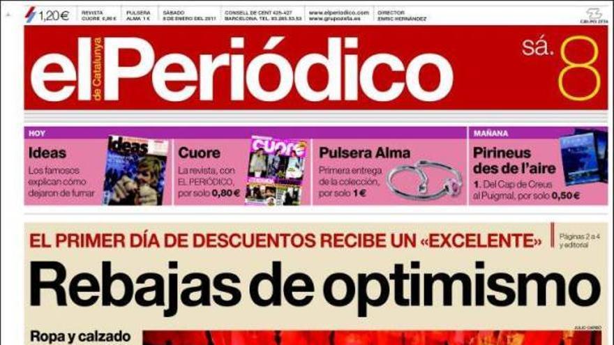 De las portadas del día (08/01/2011) #11