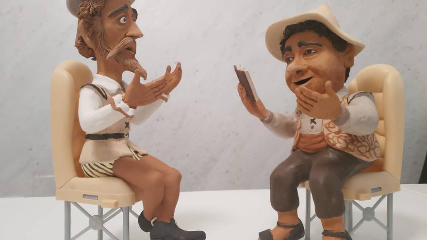 VÍDEO | Los refranes del Quijote se visten de imágenes y palabras para las redes sociales
