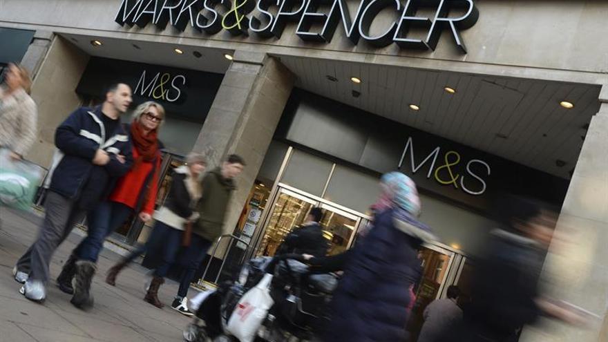 M&S cerrará 60 tiendas para centrarse en el sector de los alimentos