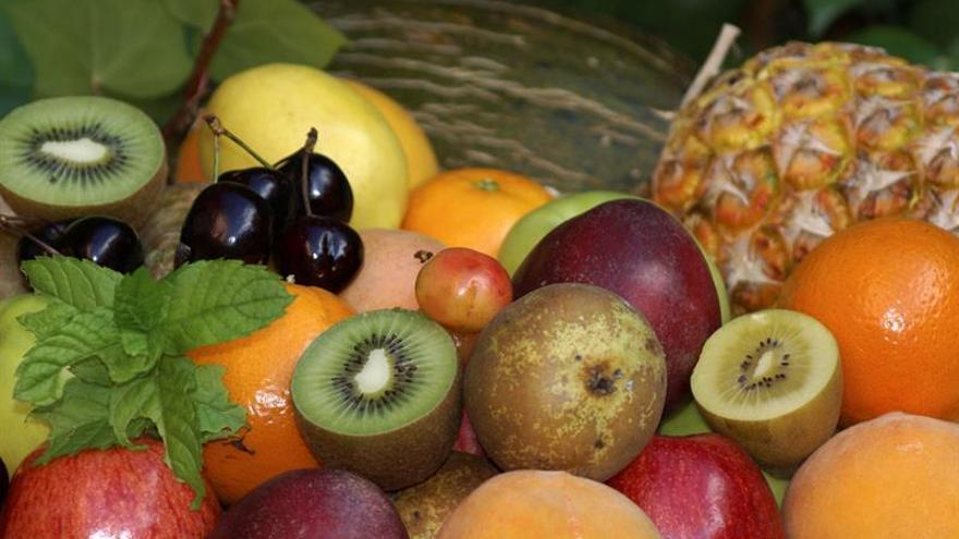 Máquinas expendedoras de fruta para la vuelta al colegio