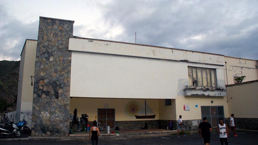 Residencia del balneario de Santa Cruz de Tenerife (DÁCIL JIMÉNEZ)