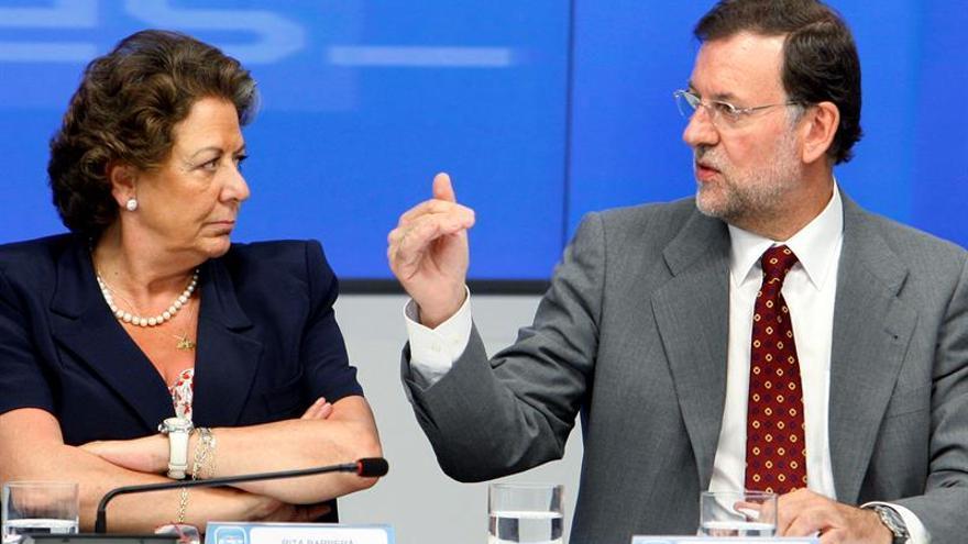 Rajoy-Barberá, una sintonía rota por la corrupción que buscaron atajar