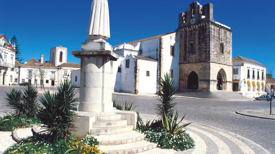 Entrada al casco histórico.