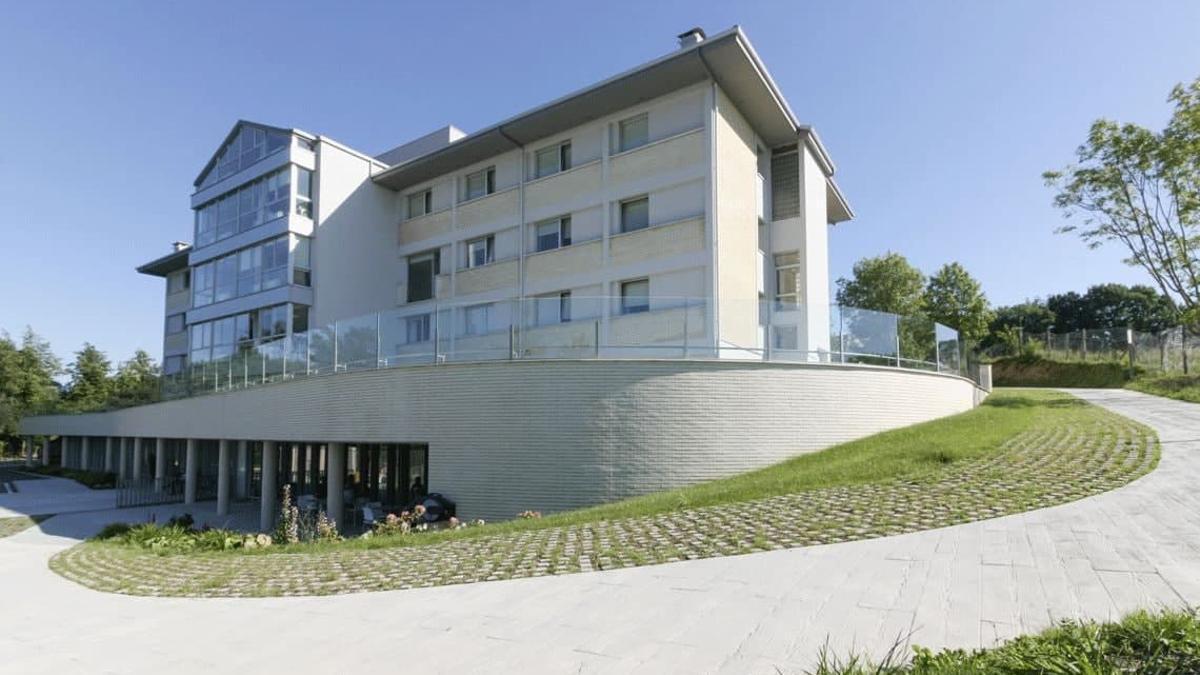 La residencia Sanmarkosene