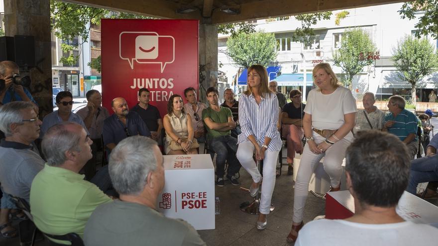 """Mendia (PSE-EE) defiende que el euskara no puede ser """"un obstáculo"""" a la hora de acceder a un empleo público"""