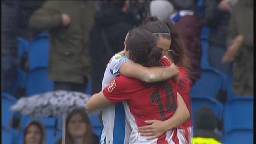 Otro éxito del fútbol femenino  más de 21.000 espectadores en el ... 3125fd9a1b8e1