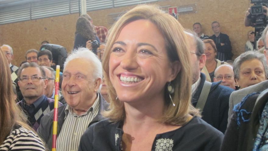 Chacón destaca que Montoro no ha dicho que no haya recibido sobres y propone auditorías externas para todos los partidos