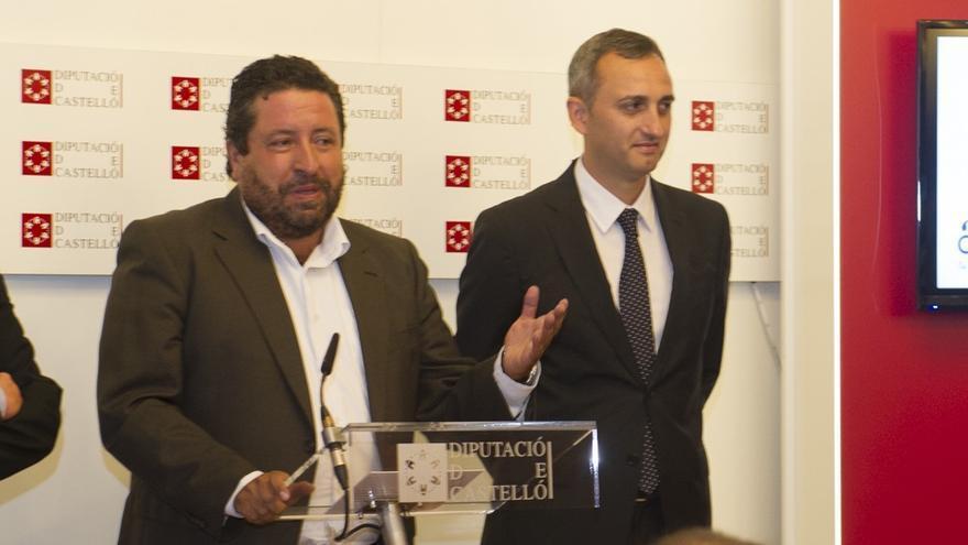 Javier Moliner y César Sánchez