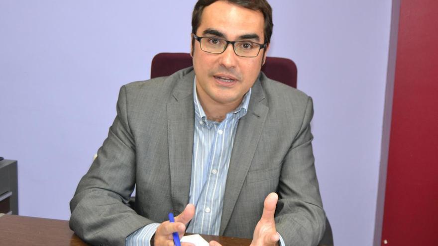 José Daniel Díaz, concejal de Nueva Canarias en Tacoronte