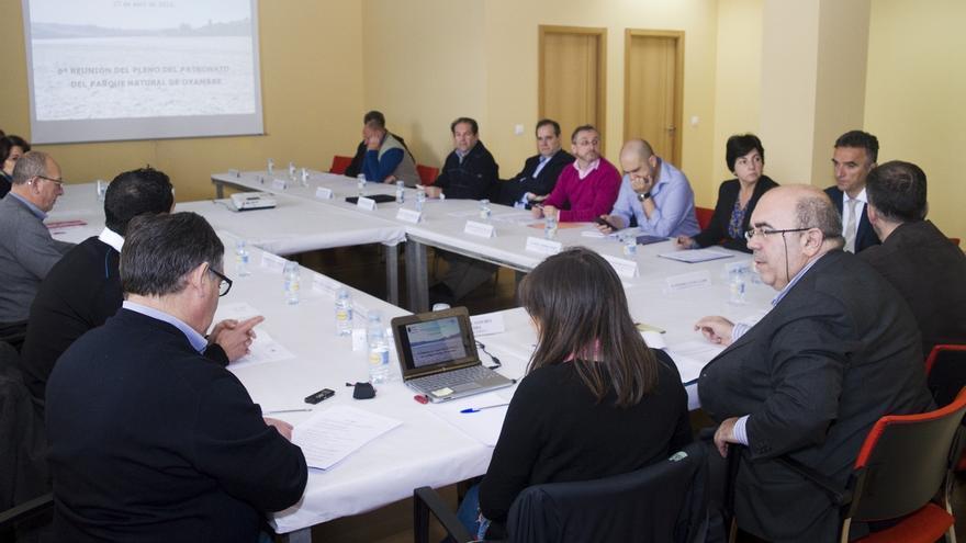 El Patronato de Oyambre aprueba las actividades para 2016 y analiza el futuro Plan de Desarrollo Sostenible
