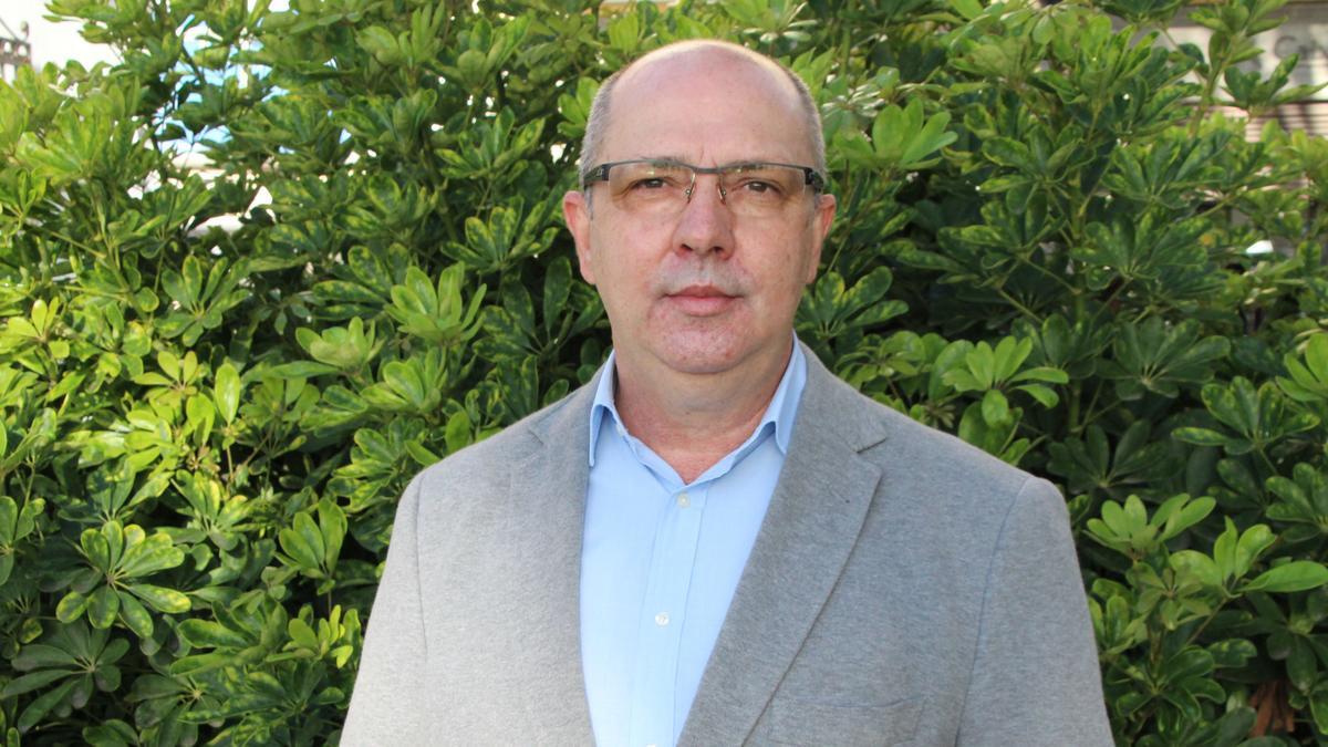 Juan Ramón Felipe.