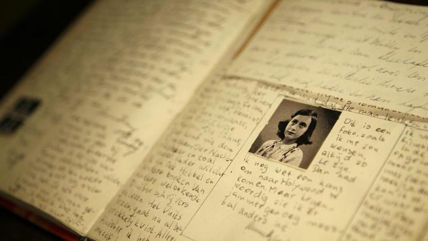 """El """"Diario de Ana Frank"""" se convertirá en novela gráfica y en película"""