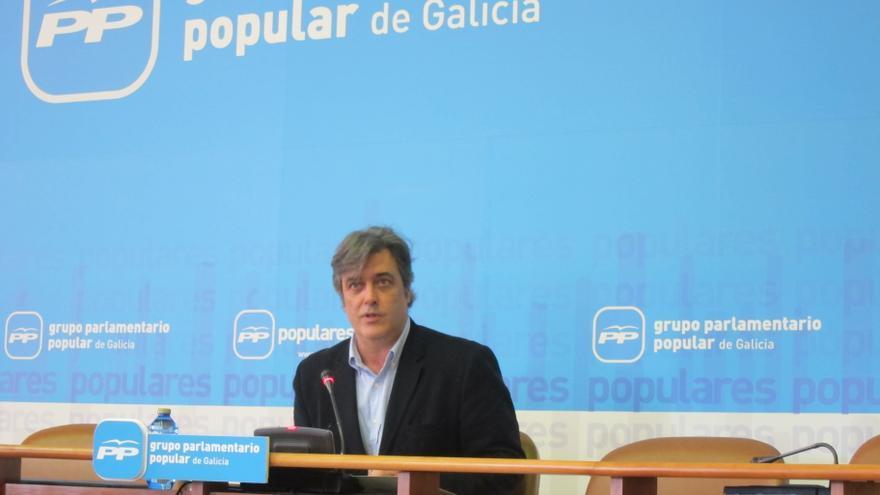 """El PP rechaza de nuevo investigar en el Parlamento gallego el accidente de Angrois pero confía en que se """"aclare"""""""