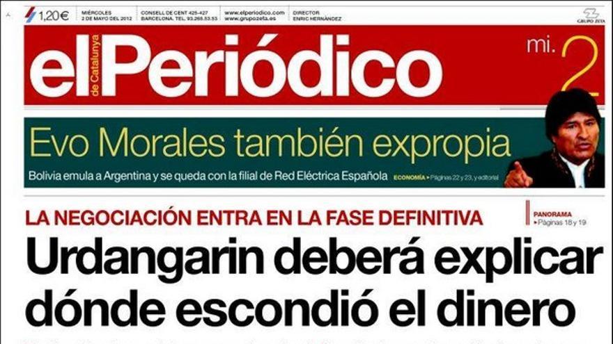 De las portadas del día (02/05/2012) #10