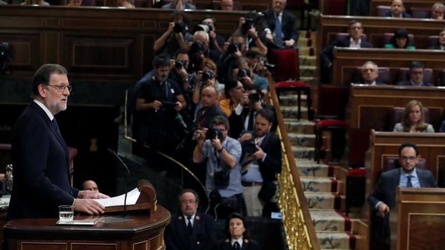 La percepción sobre la situación política mejora tras la investidura de Rajoy