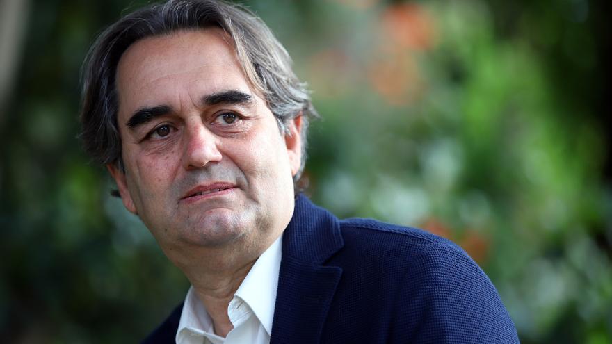 Pedro Fernández Arcila, portavoz de Sí Se Puede.