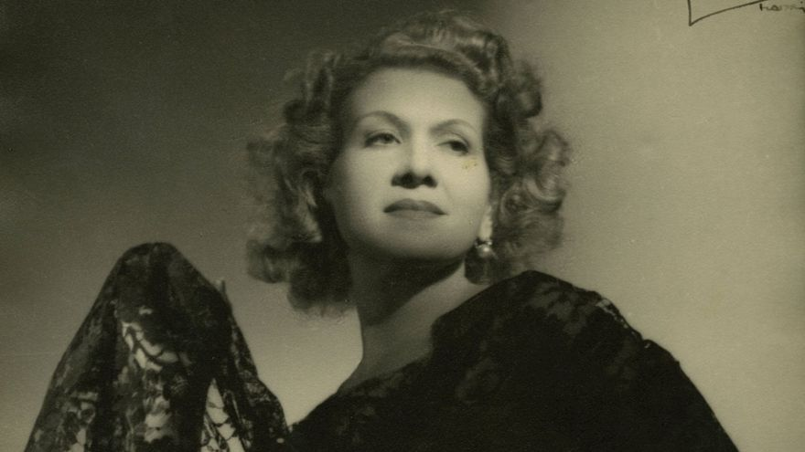 La autora grancanaria Josefina de la Torre