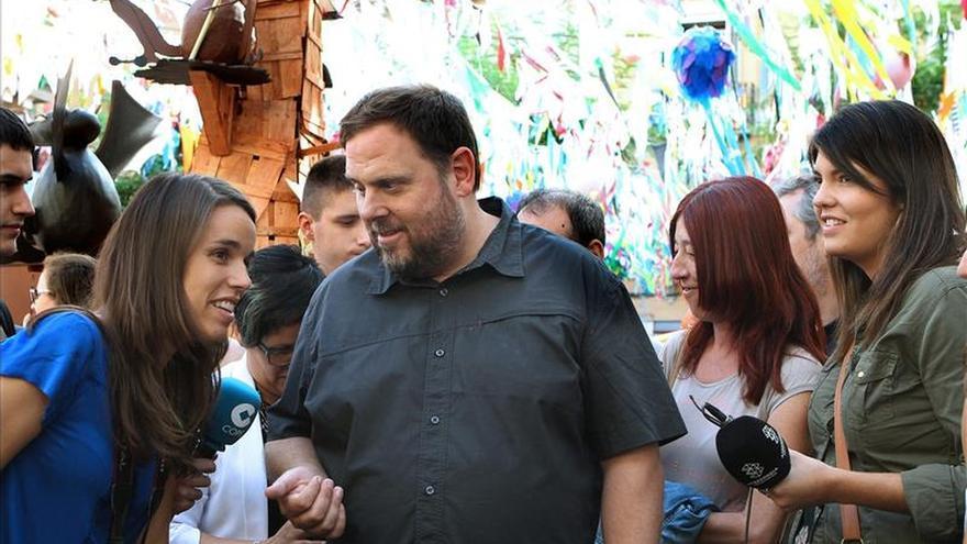 """Junqueras pide a CDC que demuestre """"con hechos"""" su compromiso contra la corrupción"""