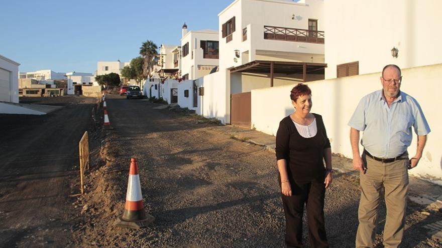17 años reclamando una calle: unos vecinos de San Bartolomé carecen de servicios básicos