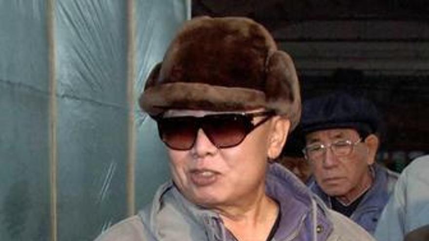Kim Jong Il líder de Corea del Norte
