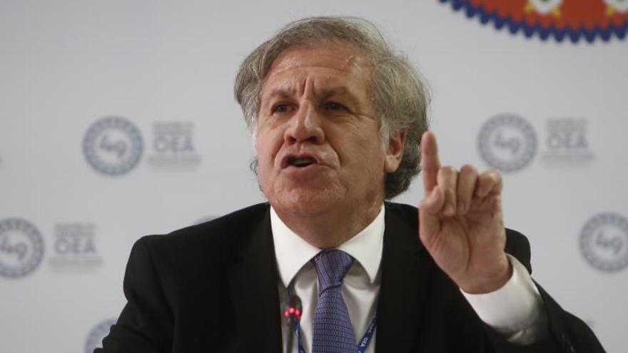 """La OEA lamenta el fin de la Maccih ante el """"problema endémico"""" de la corrupción en Honduras"""