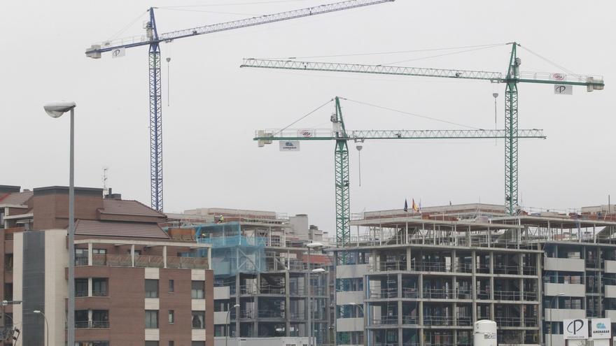 (AMP) La compraventa de viviendas se dispara un 14,6% en 2017, hasta su cifra más alta en nueve años