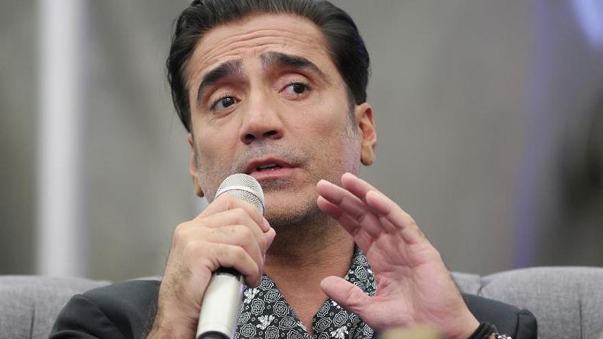 Alejandro Fernández anuncia siete conciertos en julio en España