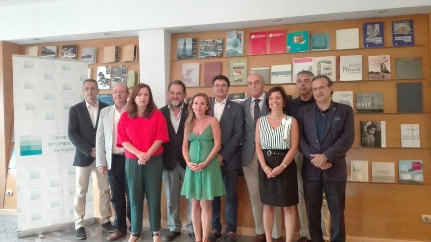 Consejo Andaluz de Arquitectos se pronuncia sobre viviendas en Andalucía.