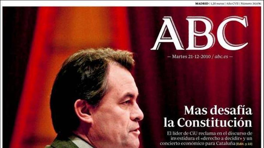 De las portadas del día (21/12/10) #4