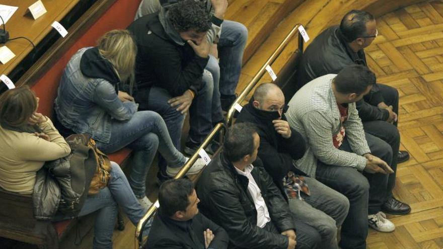 """El Supremo anula la sentencia a la """"banda del puerto"""" y pide argumentarla mejor"""